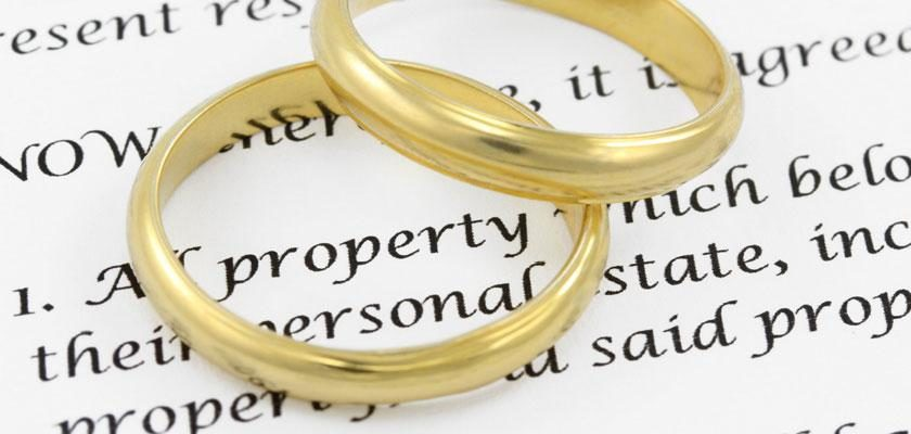 Will your antenuptial contract protect trust assets on divorce?